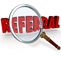 Referrals are Key