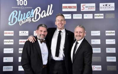 Huddersfield 100 Charity Blues Ball